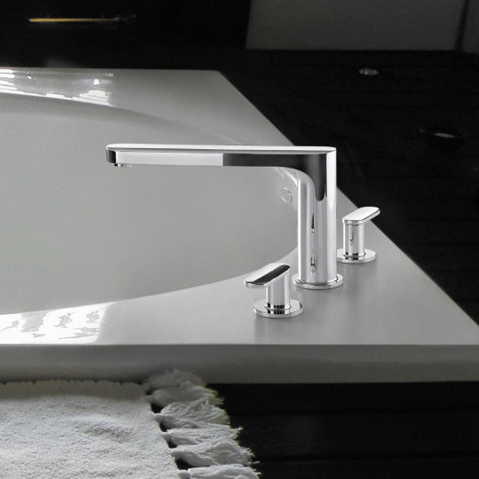 Charming Two-Handle Bathtub Faucet / Single-Handle Bathtub Faucet