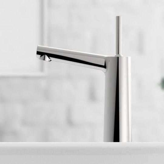 Chapter Basin Faucet & Kitchen Faucet