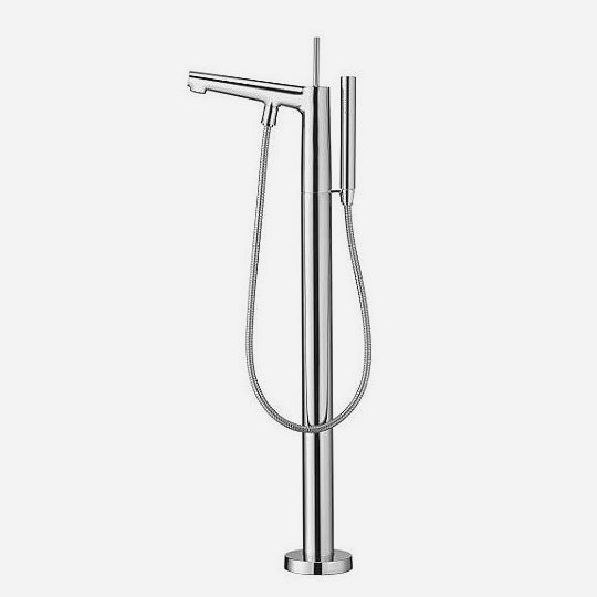 Chapter Floor-Mounted Bath Mixer
