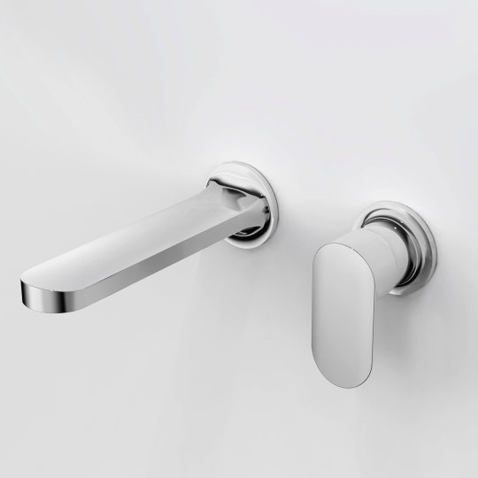 Charming+ Wall-Mounted Basin Faucets