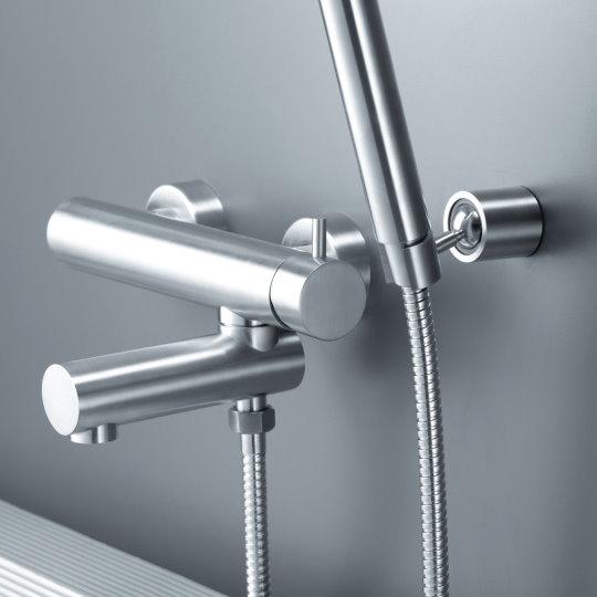 Still One Bath/ Shower Mixer (Stainless Steel)