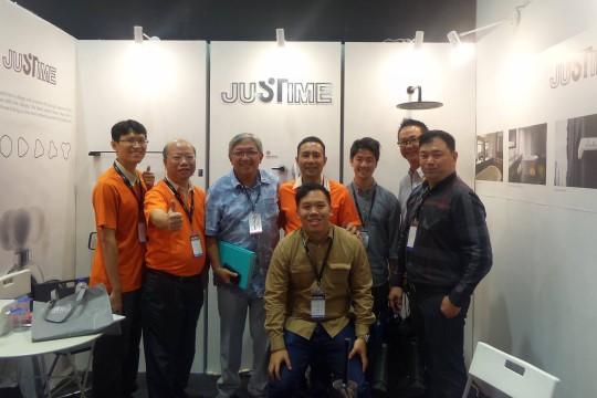 نمایشگاه معماری و مصالح ساختمانی JUSTIME Archidex 2019