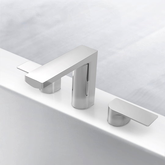 Arch 2 Two-handle basin faucet