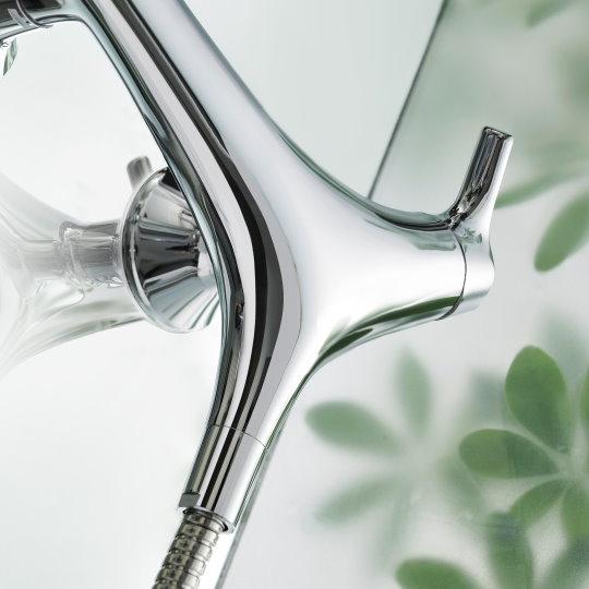Nature Shower/Bath Faucet