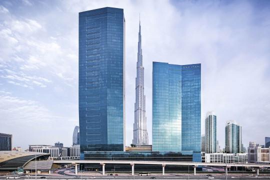 DUBAI MIXED USE TOWERS