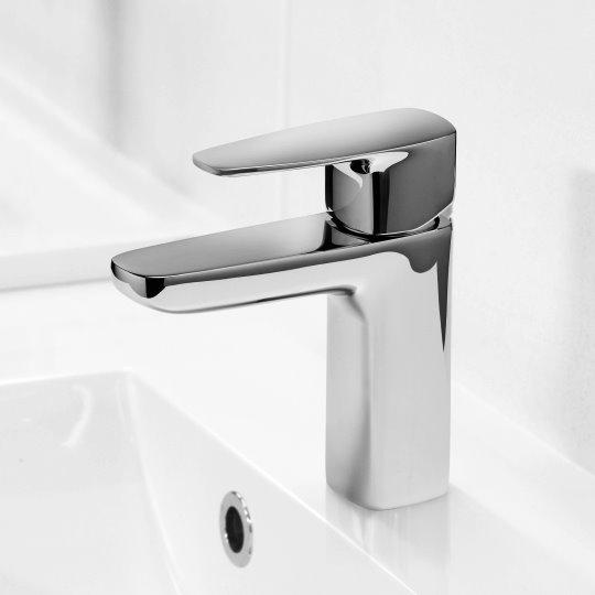 Pan 2 Basin Faucet & Shower/Bath Mixer