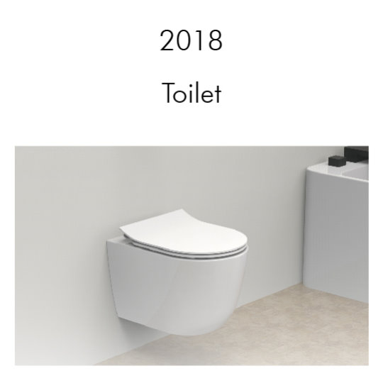 کاتالوگ توالت 2018